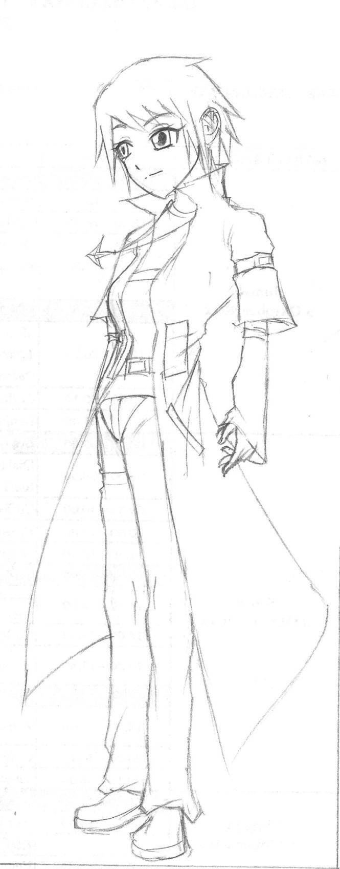 Kaoru Umino by Axel295